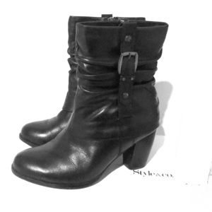 Blondo Ankle Booties